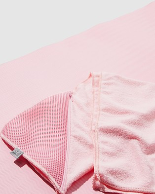 Cotton On Body Active Sweat It Out Towel - Gym Towels (Blush)