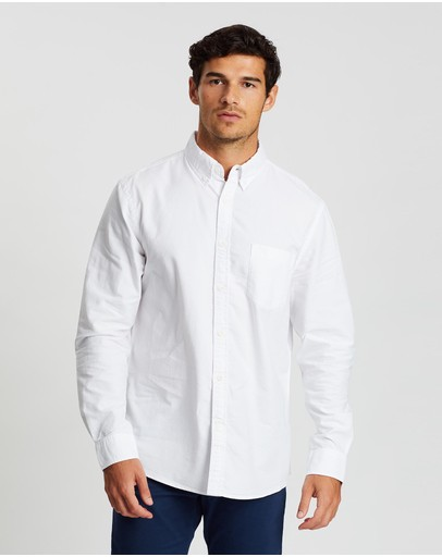 Sportscraft - Oxford Long Sleeve Shirt