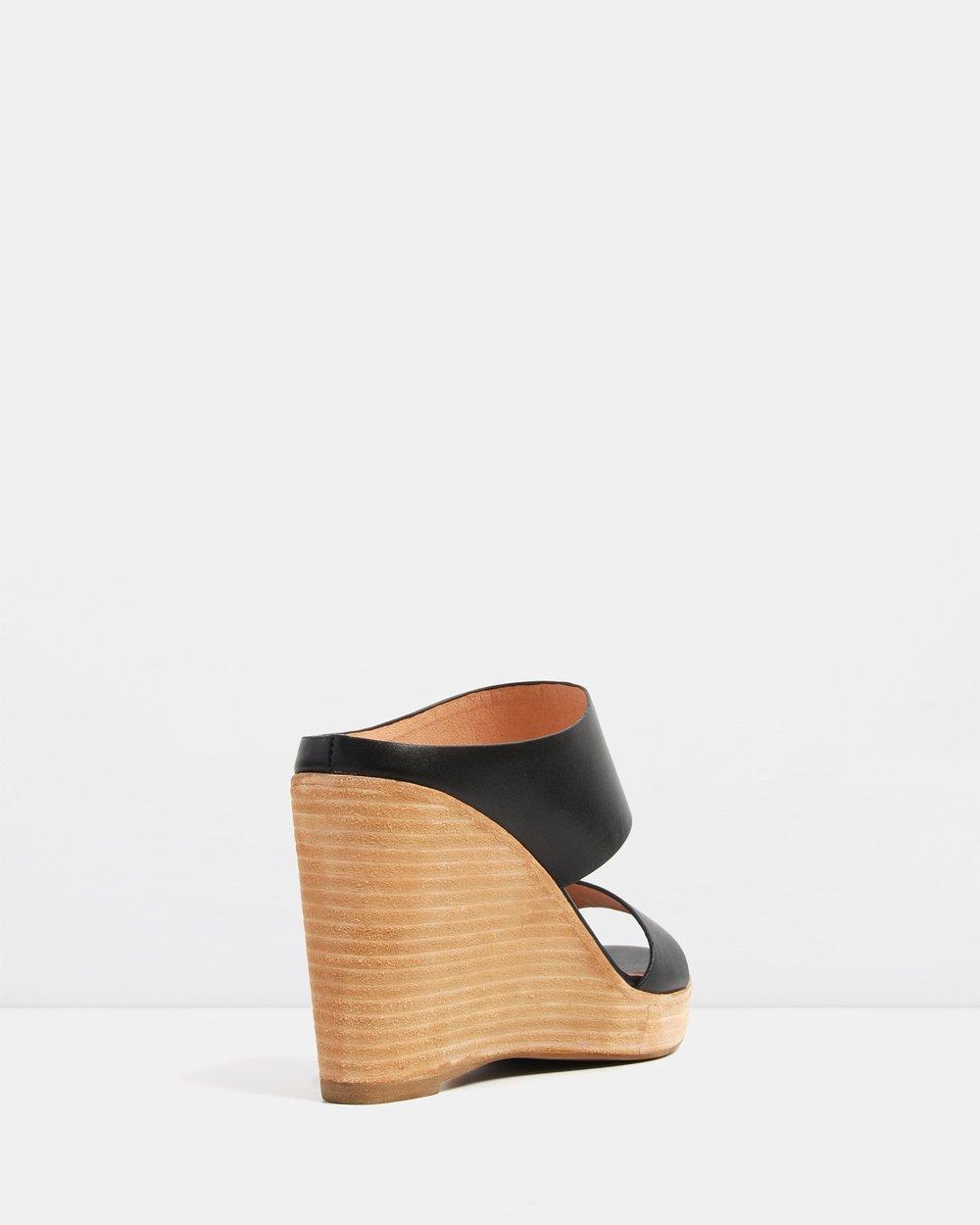 529edcfc4aee Bite Wedge Sandals by Jo Mercer Online