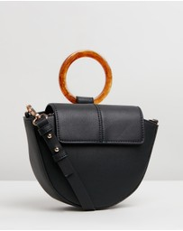 TOPSHOP - Gigi Round Handle Grab Bag