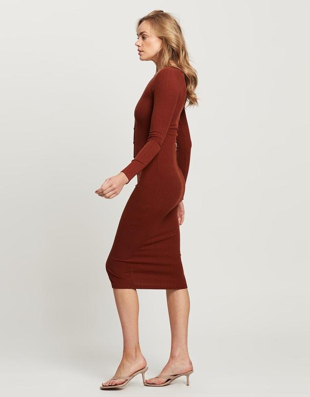 Women Rowan Midi Dress