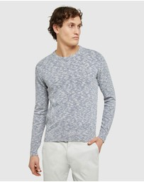 Oxford - Jeff Crew Neck Knit