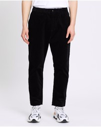 White Mountaineering - Stretched Corduroy Sarouel Pants