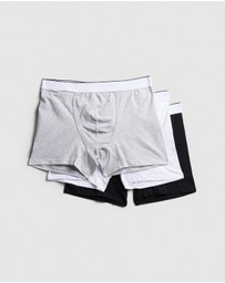 Staple Superior - 3-Pack Organic Cotton Boxers
