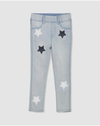Milky - Star Denim Jeans - Babies