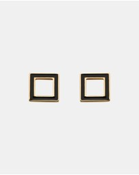 Karen Walker - Ignition Enamel Studs