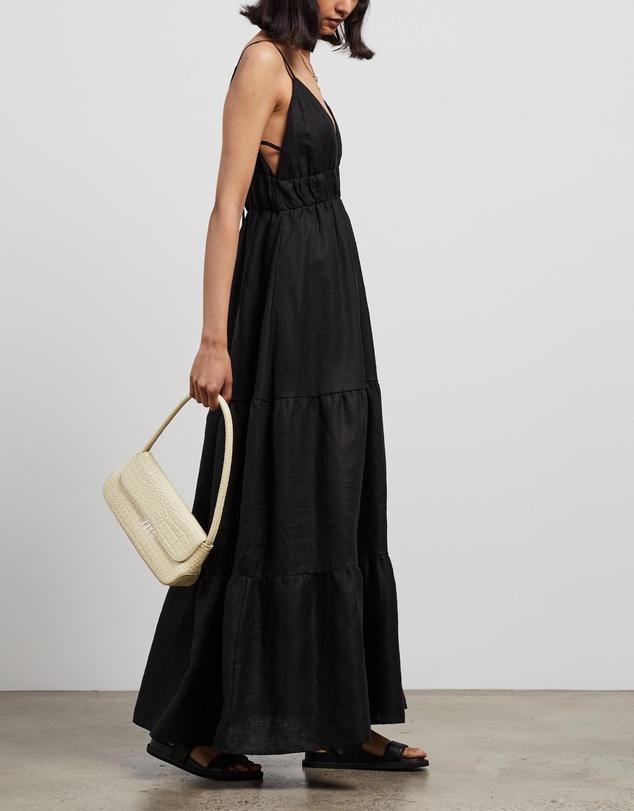 Women Maxi Flowing Dress