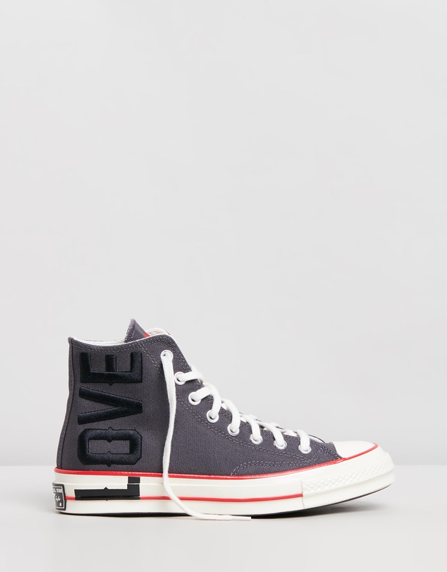 Converse - Chuck Taylor Love Fearlessly 70 High-Top - Women's