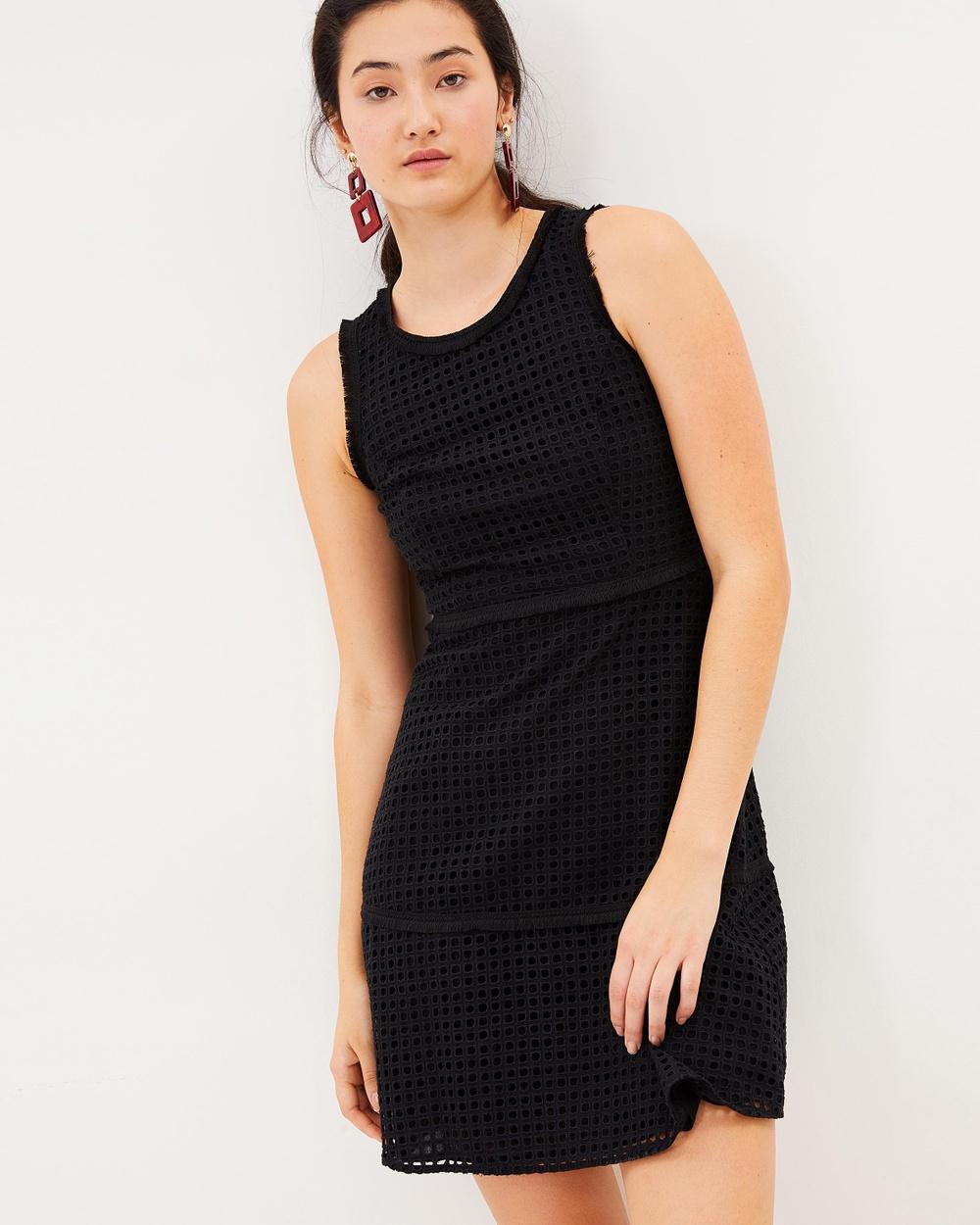MAX & Co. Indice Dress Dresses Black Indice Dress