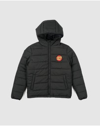 Santa Cruz - Elm Puffa Jacket - Teens