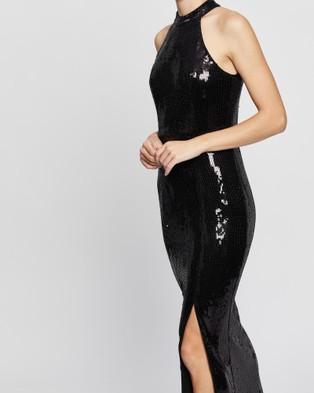 Romance by Honey and Beau Fantasy Maxi - Dresses (Black)