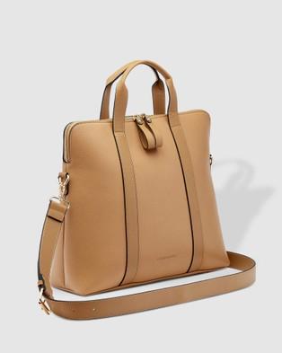 Louenhide - Rhodes Laptop Bag - Bags (Camel) Rhodes Laptop Bag