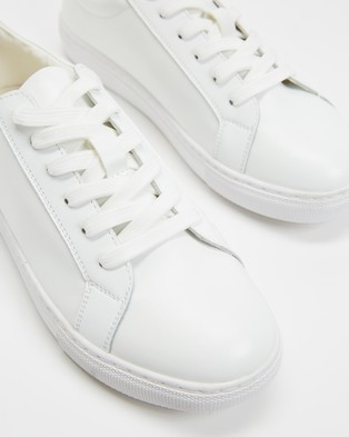 Dazie Chicago Sneakers - Sneakers (White Smooth)