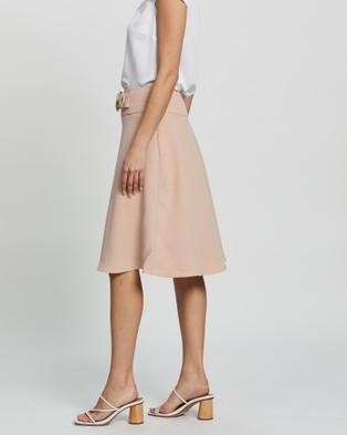 Review Martha Skirt - Skirts (Pink)