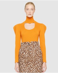 Manning Cartell - Keyhole Knit Top