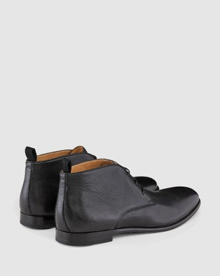 Aquila Delmore Ankle Boots - Boots (Black)