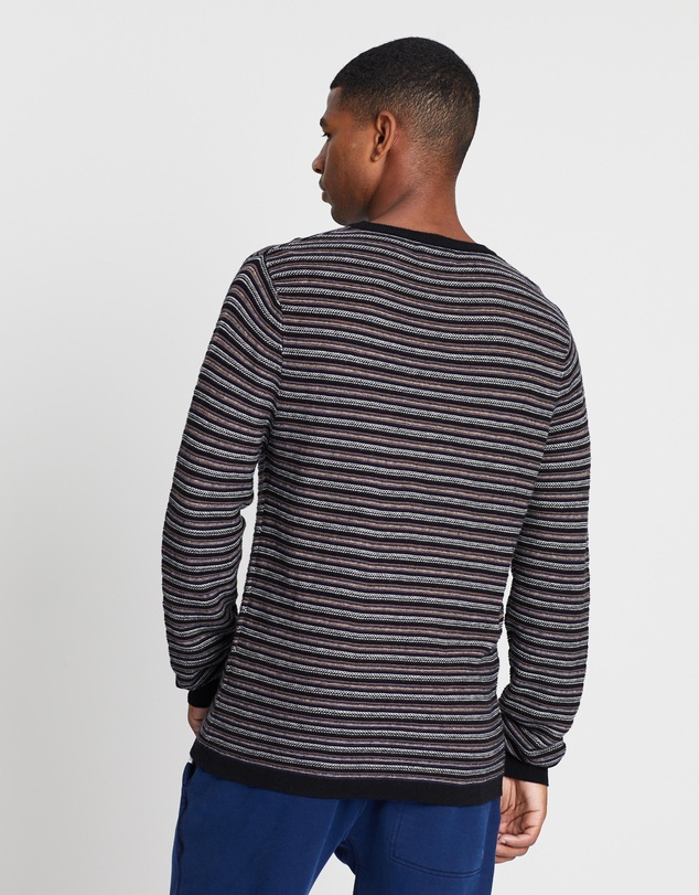 Saturdays NYC - Lee Stripe Sweater