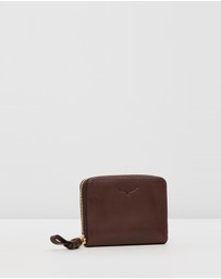 R.M. Williams - City Short Zip Wallet