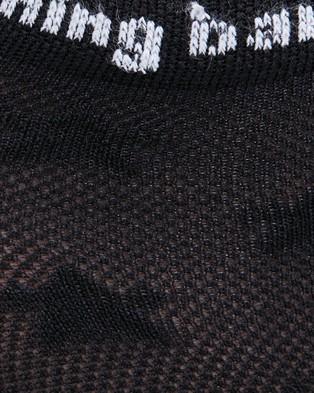 Running Bare - Essentials Microfibre Socks Underwear & (Black)