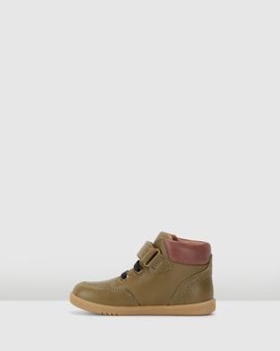 Bobux - Iwalk Timber Boots II (Olive)