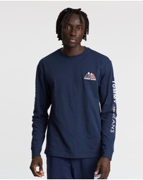 Tommy Jeans - USA Mountain Logo Tee