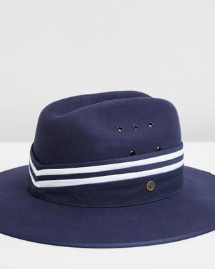 Fallen Broken Street The Starlette - Hats (Navy)