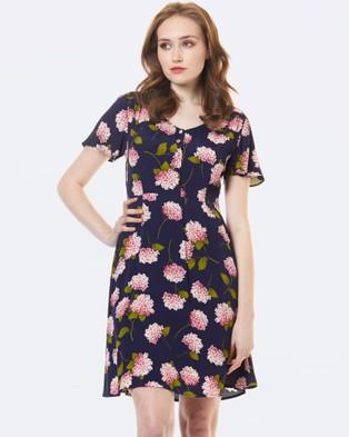 Princess Highway – Hydrangea Dress