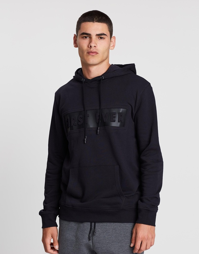 First Ever - 3D Banner Hoodie