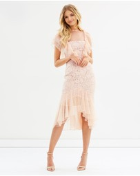 Cooper St - Rosie Lace Ruffle Dress