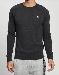 Abercrombie & Fitch - Pima Cotton Sweater