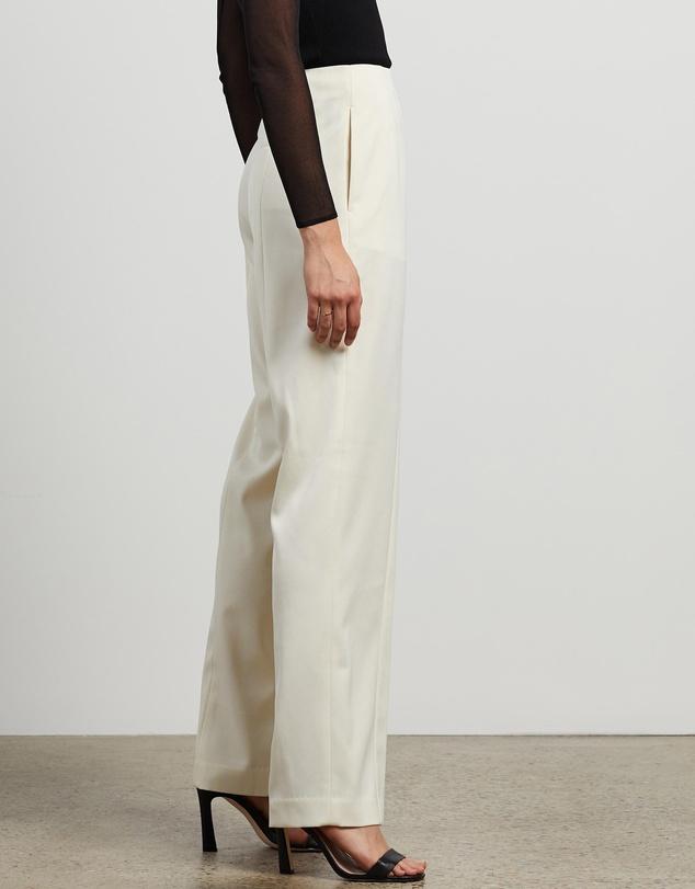 Women Luisa Wide Leg Trousers