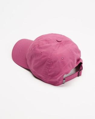 adidas Performance AEROREADY Badge of Sport Dad Cap - Headwear (Wild Pink & Black)