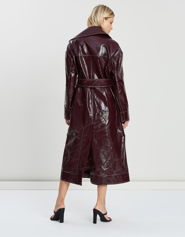 CAMILLA AND MARC - Roberta Trench Coat