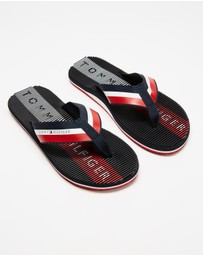Tommy Hilfiger - TH Stripe Flip Flops
