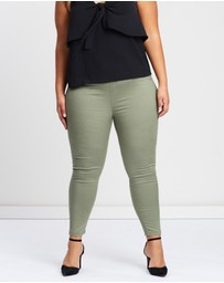 DP Curve - Eden Ankle Grazer Jeggings