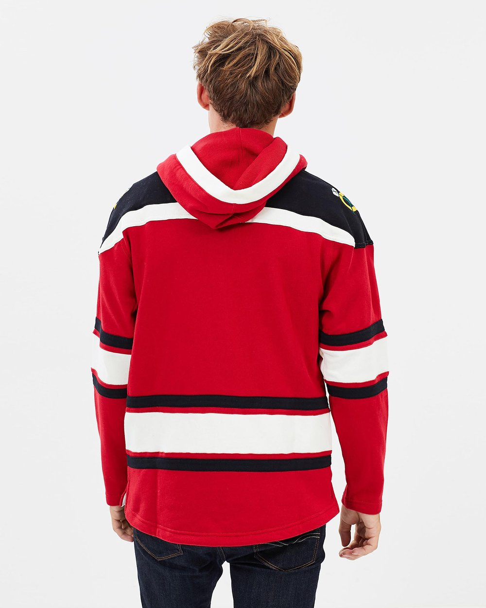 4e52089e7 Chicago Blackhawks Superior 47 Lacer Hoodie by 47 Online | THE ICONIC |  Australia