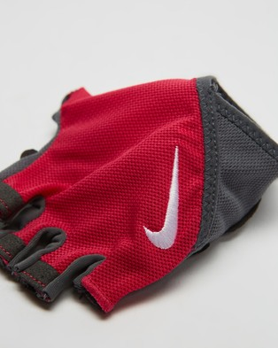 Nike Gym Essential Fitness Gloves   Women's - Training Gloves (Rush Pink, Anthracite & White)