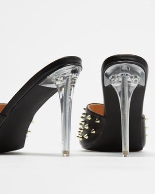 Freelance Shoes Kick - Heels (Black)