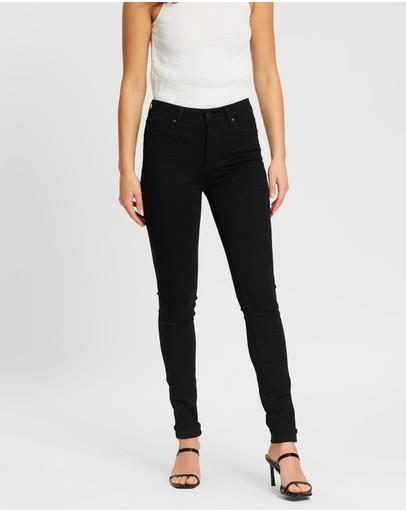 Levi's 721 High-rise Skinny Jeans Long Shot