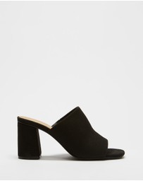 SPURR - Bree Wide Fit Heels