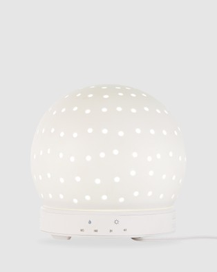 Endota Livewell   Essential Oil Diffuser - Diffusers (White)