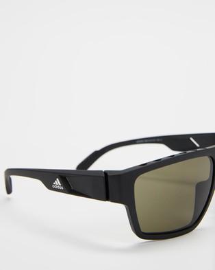adidas Performance - SP0008 Sunglasses (Black)