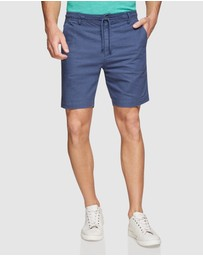Oxford - Freddy Linen Cotton Shorts