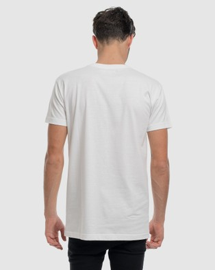 DVNT Originals Tee - Short Sleeve T-Shirts (White)