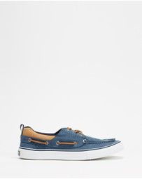 Sperry - Bahama 3-Eye SW Canvas - Men's