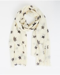 Maison Scotch - Wool Scarf