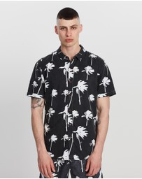 Kiss Chacey - Paradise SS Casual Shirt
