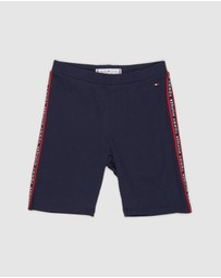 Tommy Hilfiger - Essential Cycling Shorts - Kids-Teens