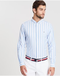 Tommy Hilfiger - Engineered Striped Shirt