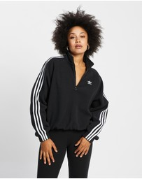 adidas Originals - Adicolor Classics Polar Fleece Half-Zip Sweatshirt